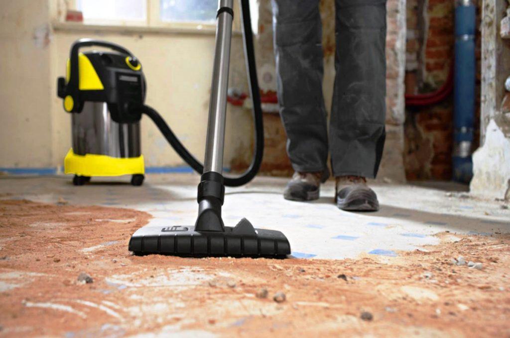 Как рассчитывается стоимость уборки после ремонта в квартире