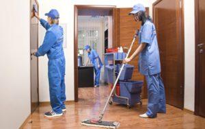 Стоимость уборки помещений в Краснодаре