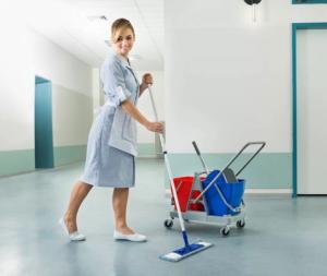 Услуги по уборке помещений в Краснодаре