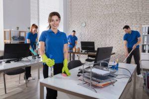 уборка офисов в краснодаре