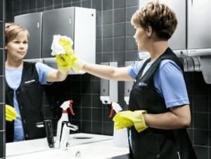 уборки офисов и помещений