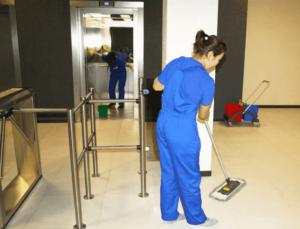 Комплексная уборка помещений в Краснодаре и крае